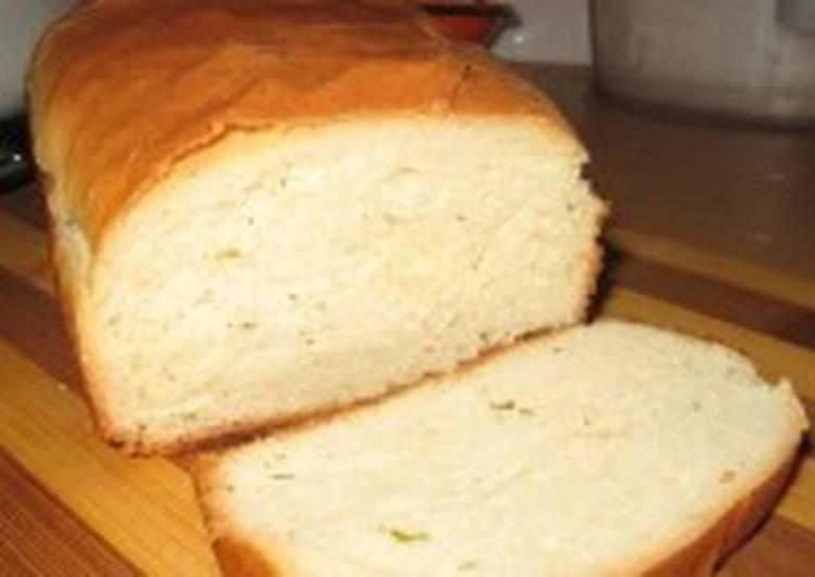 Хлеб «Укропный»