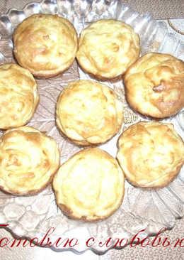 Кабачковые кексы