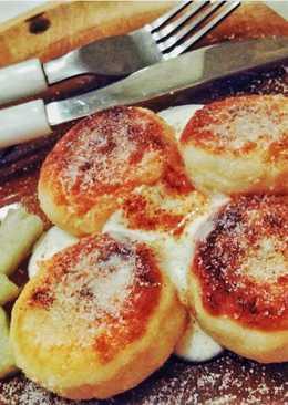 Сырники-пампушки