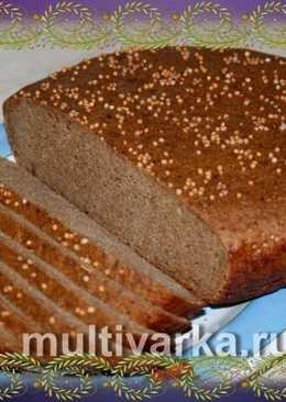 Ржаной хлеб с клюквой