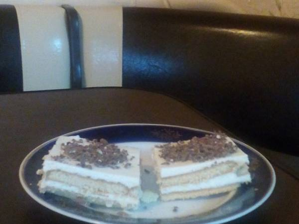 Торт без выпечки. Вкуснятина