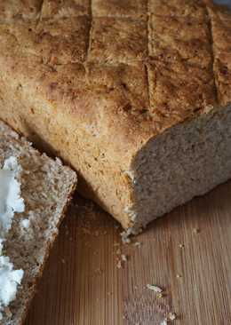 Хлеб домашний ржаной быстрый