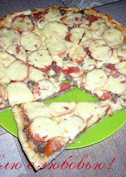 Пицца. Рецепт, проверенный временем