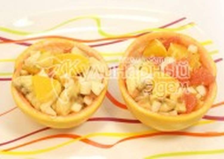 Грейпфрутовая амброзия