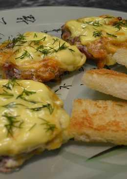 Мясо по – французски в духовке