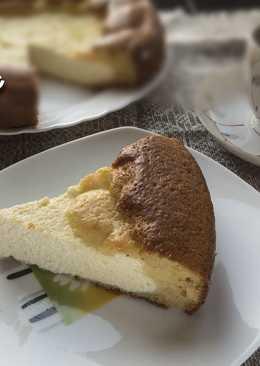 Пирог - ватрушка