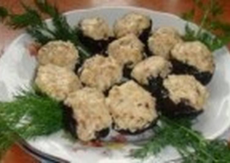 Закуска новогодняя с черносливом и сыром «12 месяцев»