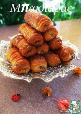 Пахлава - простой рецепт сложного блюда