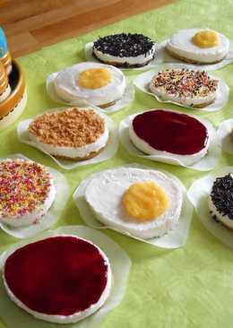 Пасхальные пирожные