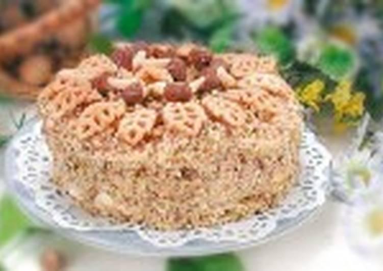 Торт «Лесной»