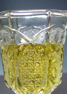 Настойка ЛИМОННО-МЯТНАЯ. Tincture of lemon and mint