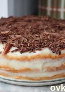 "Торт ""Быстрый Наполеон"""