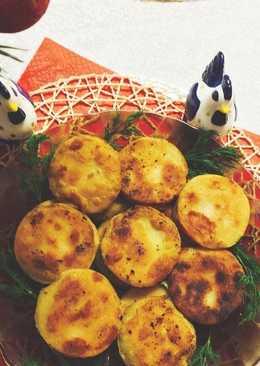 Пирожки-бомбочки