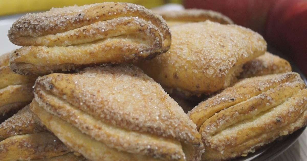 печенье из творога рецепт очень вкусное в домашних