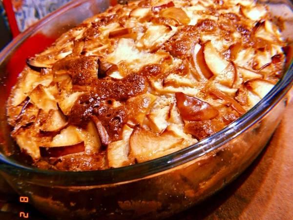 Пирог 🥧 с яблоками