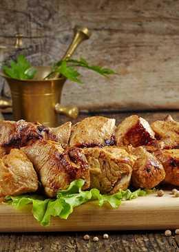 Шашлык из свинины! Самый простой рецепт