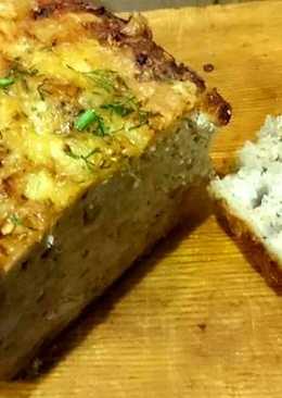 Рыбный батон (хлеб) #кулинарныймарафон
