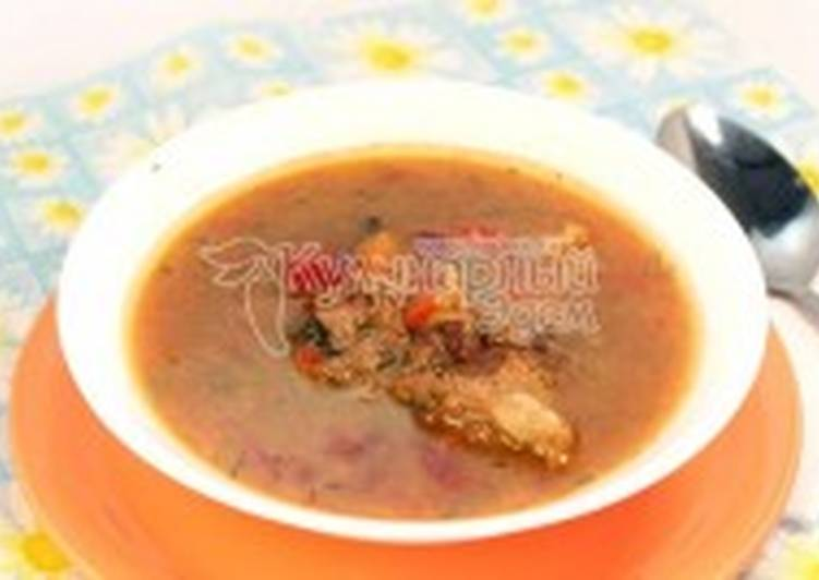 Суп «Мясника»