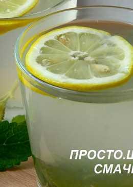 Лимонад с мелиссой