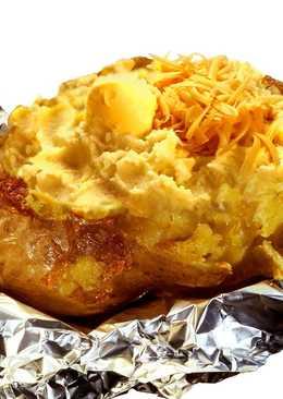 Вкусная картошечка на пикник