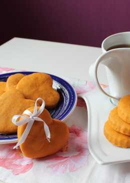 Печенье с томатным соком