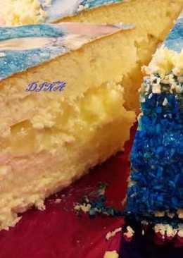 """Торт """"Пина-Колада"""" для истинных сладкоежек и любителей кокоса"""