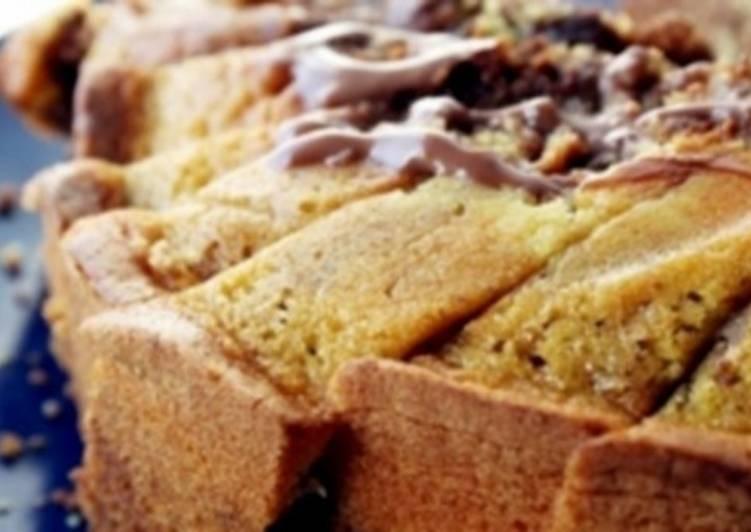 Американский пирог с орехами и медом «Эспрессо»