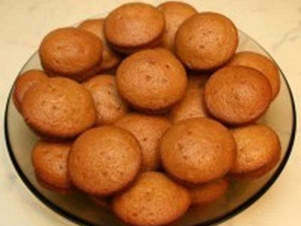 Печенье постное на томатном соке