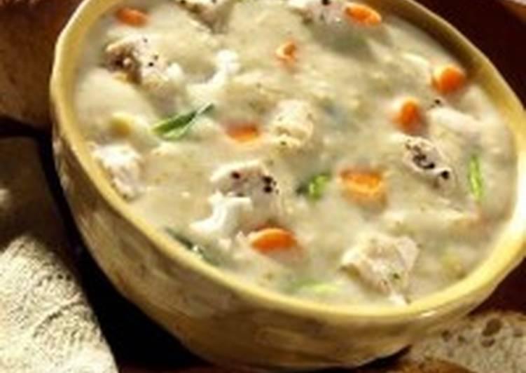 Суп хлебный по-итальянски