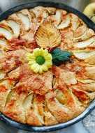 Яблочно-грушевый пирог