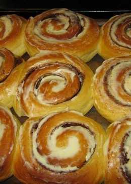 Синнабон / Cinnabon - нежнейшие булочки с корицей
