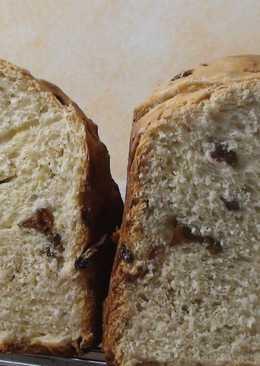 Простейший кулич в хлебопечке