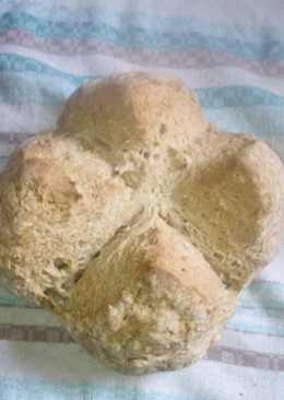 Ржано-пшеничный хлеб без дрожжей