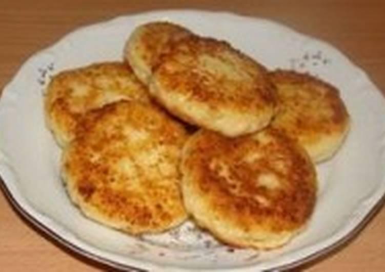 Сырники с манной крупой