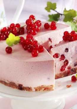 Нежный низкокалорийный торт без выпечки