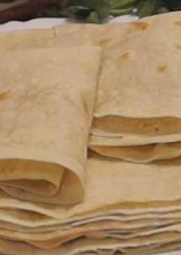 Тонкий Лаваш. (Армянский Лаваш). Самый лучший рецепт лаваша