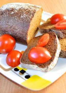 Вегетарианский хлеб без яиц и молока