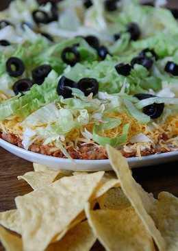 Закусочный салатик по-мексикански
