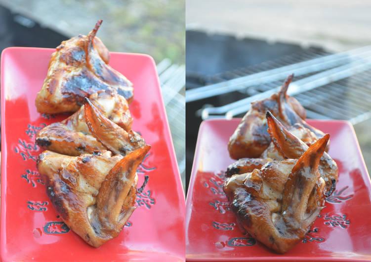 Острые куриные крылышки