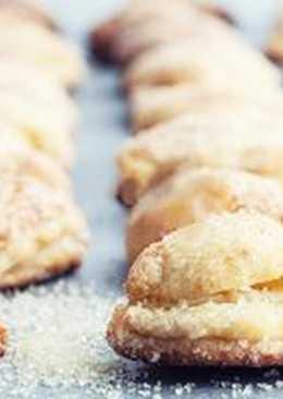 Творожное печенье Гусиные лапки - Вкус детства