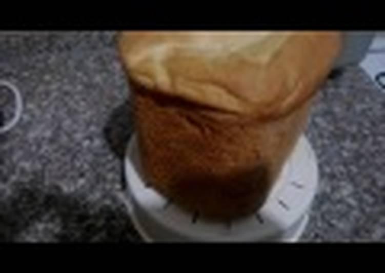 Готовим белый хлеб в хлебопечке Moulinex