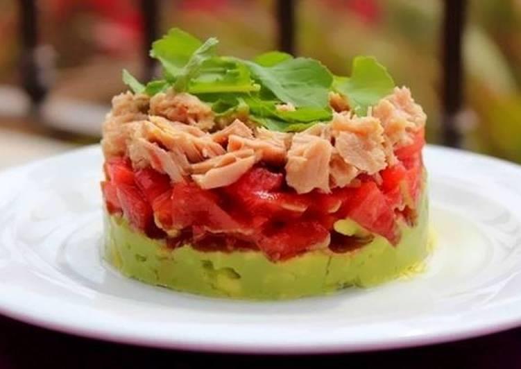 Блюда из консервы тунца
