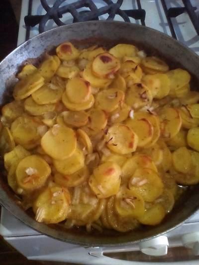 Картошка духовая за 1 час