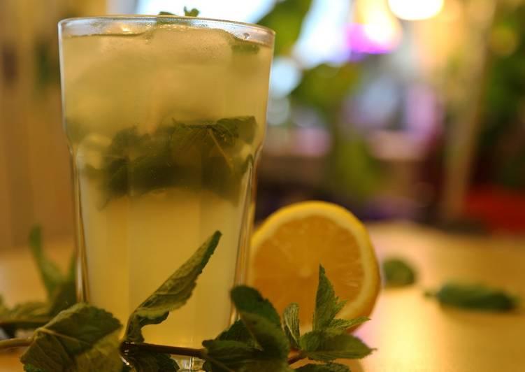 Домашний лимонно имбирный лимонад, простой рецепт приготовления лимонада в домашних условиях