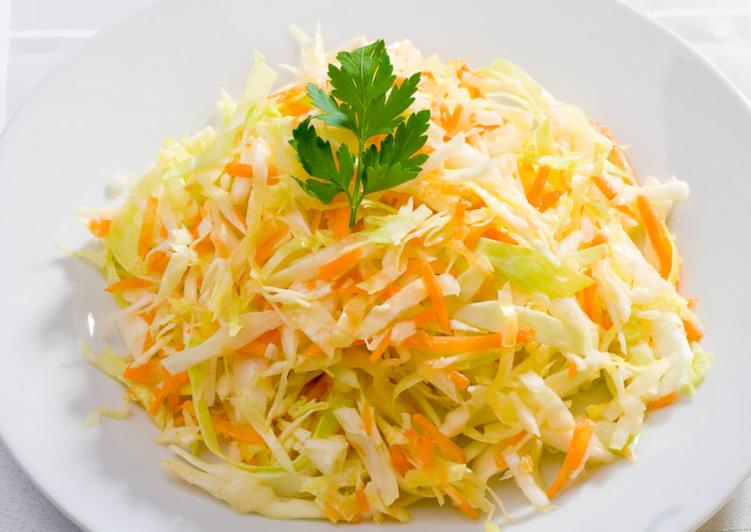 Салат капуста морковь название