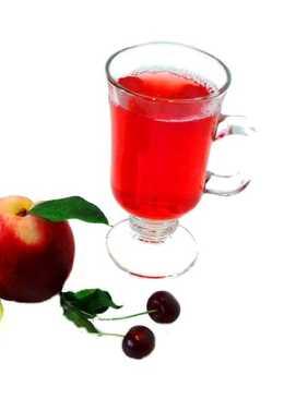 Диетический напиток из фруктов для тех, кто хочет похудеть