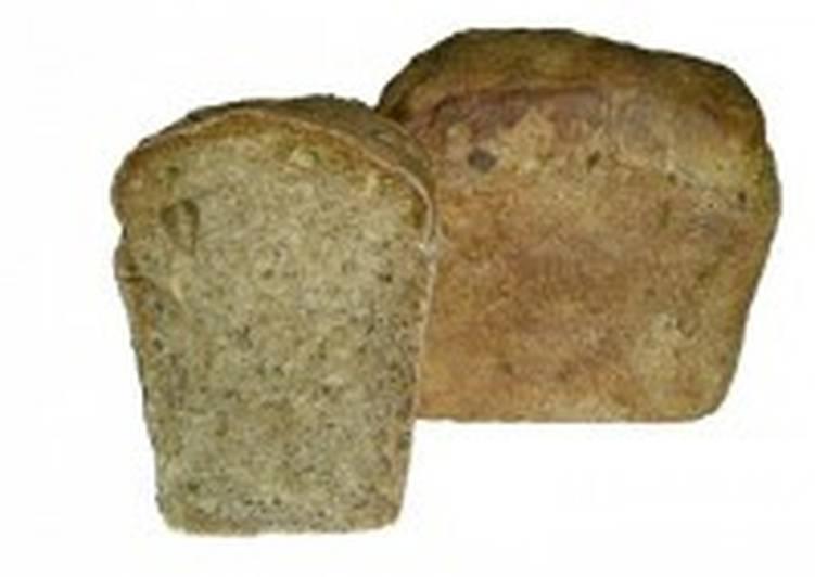 Чесночно-луковый хлеб