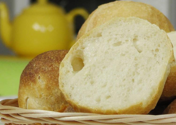 Бутербродные булочки