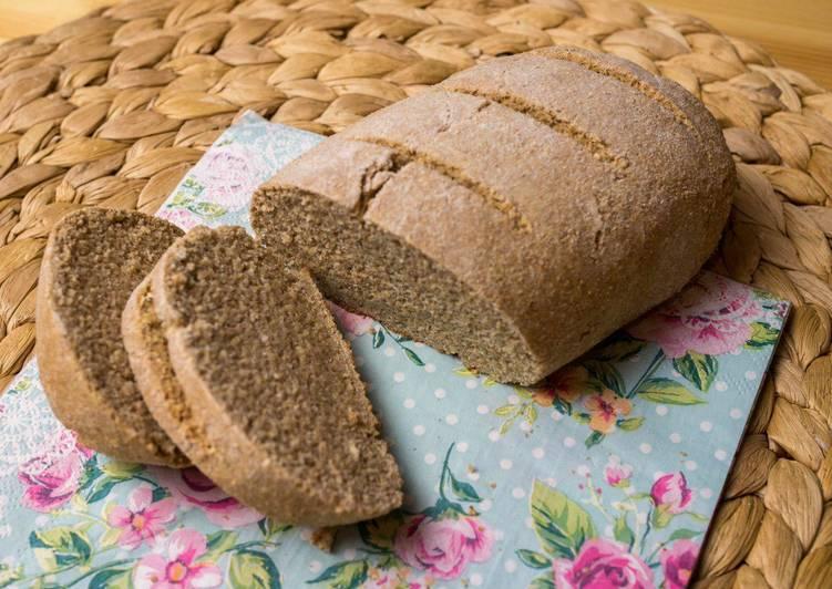 Рецепт хлеба без масла в духовке