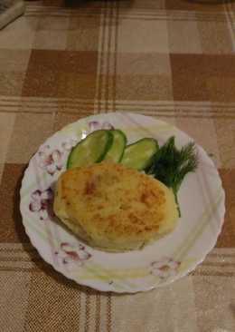 Зразы аппетитные с индейкой и зеленью